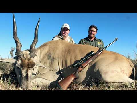 Lungile Safaris Trophy Hunting in South Africa 2018