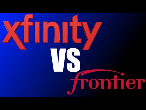 Xfinity VS Frontier VS AT&T U-Verse! (Complete Comparison + Situation Guide)
