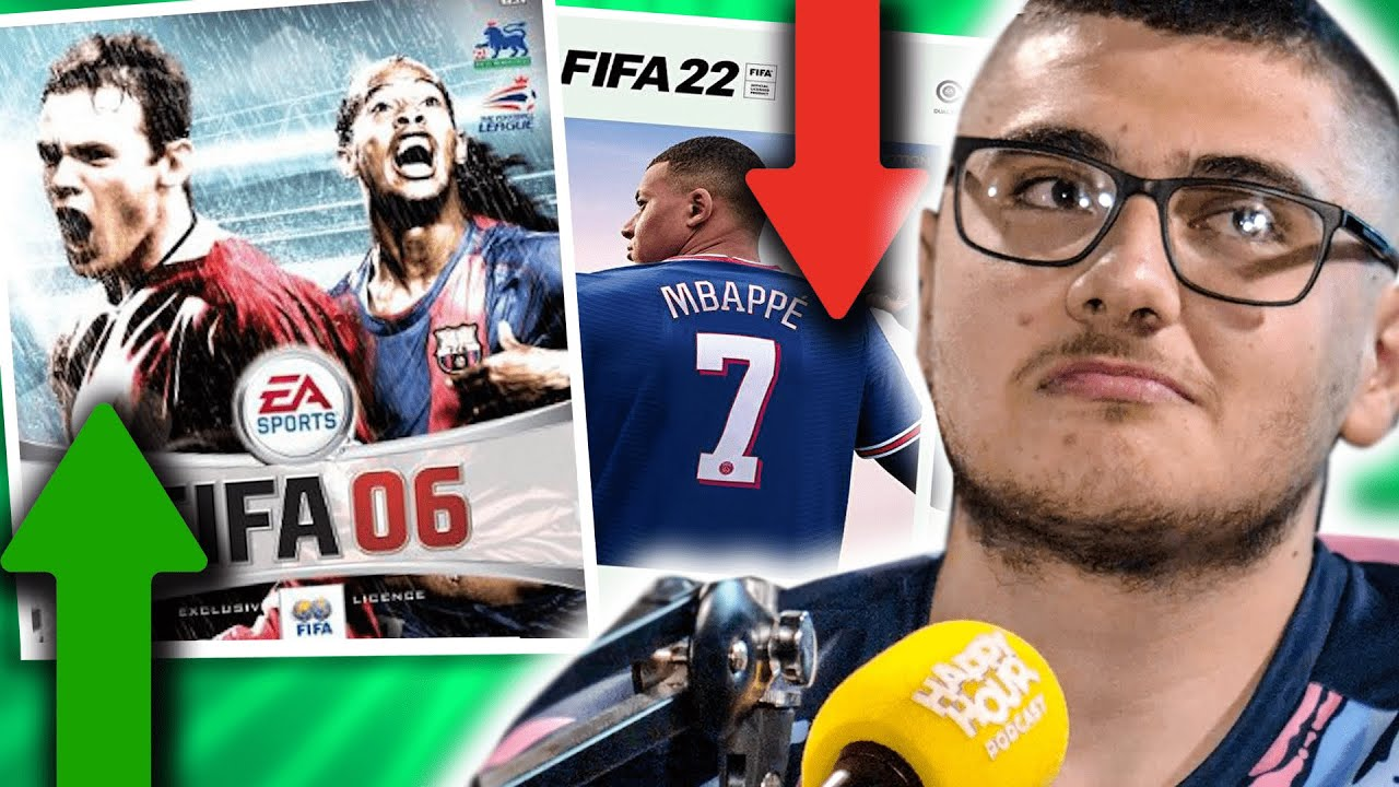 Which FIFA Cover Is The GREATEST Of All Time?