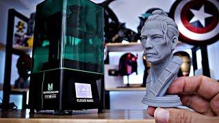 MyMiniFactory Limited Edition Elegoo Mars Resin 3D Printer - First Look