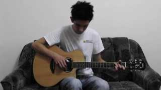 [+TABS] (Kodaline) All I want - Albert Gyorfi ( Fingerstyle Guitar )