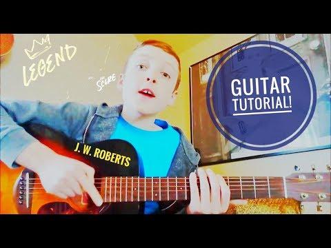 Legend - The Score (Guitar Tutorial)