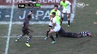 Tokyo 7s 2014 - Cup Final : Fiji vs South Africa