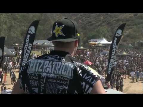 2011 Rockstar Mayhem Festival Kick Off!