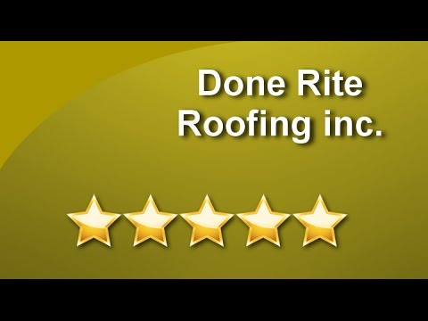 Done Rite Roofing Inc Palm Harbor Amazing 5 Star Review By Philip R