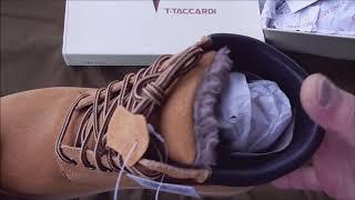 Обзор ботинок T TACCARD  WB17AW 1118