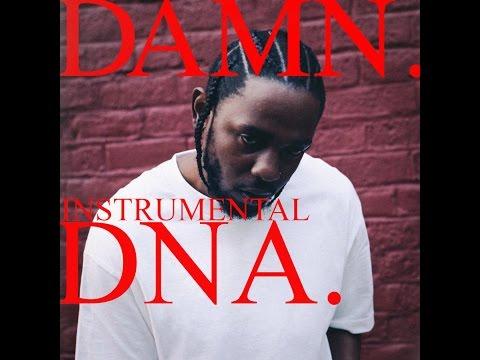 Kendrick Lamar - DNA Instrumental (FREE DL) - Reprod. Royal Raven Music