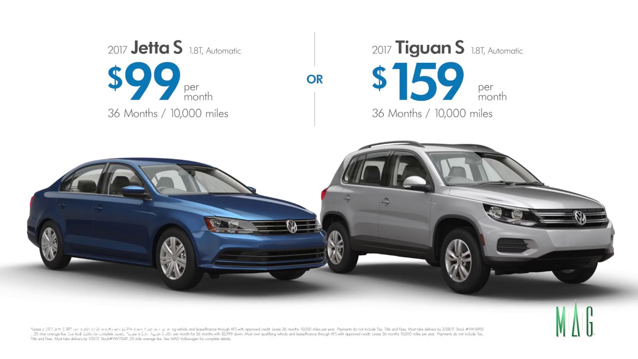 MAG Volkswagen Jetta Tiguan TV Spot February - YouTube