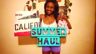 Summer Haul | 2014☀︎ Forever 21, Brandy Melville, PacSun, ASOS Thumbnail
