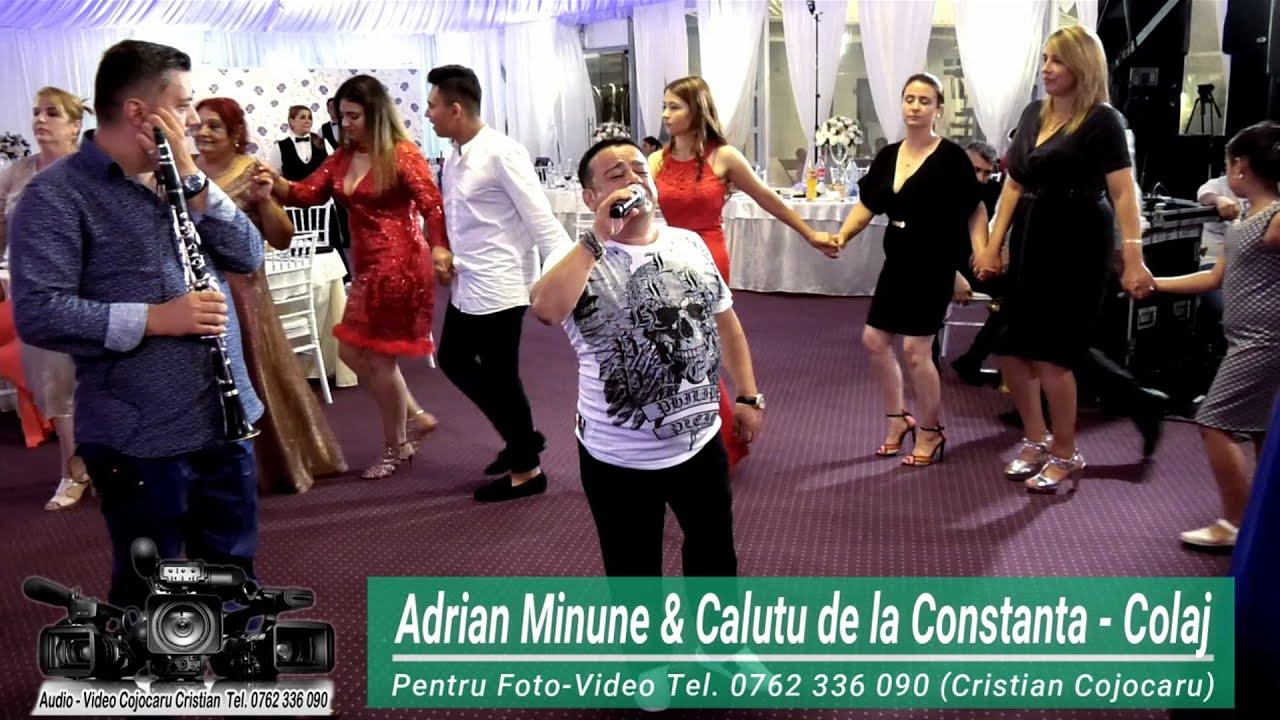 Adrian Minune & Calutu de la Constanta - Colaj Folclor (Videoclip Full HD)