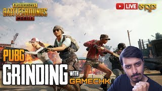 PUBG Grinding with Gamechk Live Streaming in Kannada - Collaboration with Red Parasite