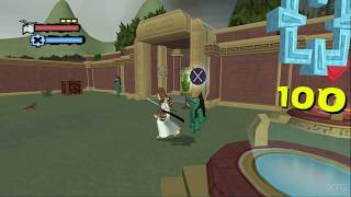 Samurai Jack: The Shadow of Aku PS2 Gameplay HD (PCSX2)