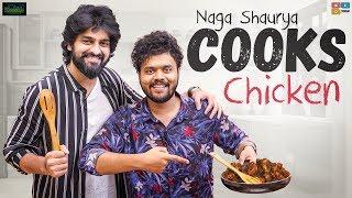 COOKING CHALLENGE || Ft. Naga Shaurya || Kaasko