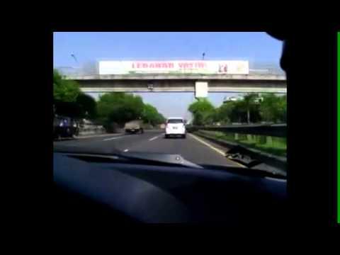 Jakarta in Slow Motion