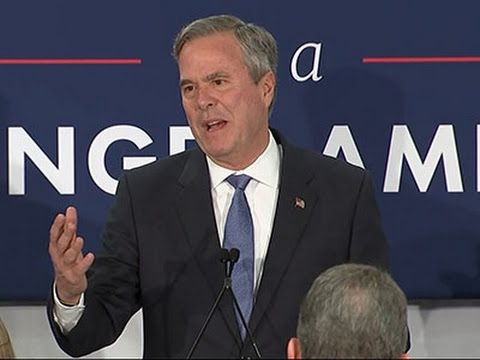 Jeb Bush Drops Out of Race for President