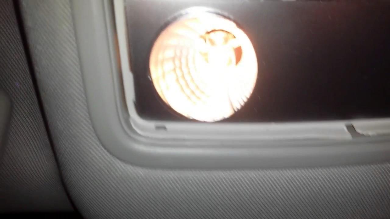 bombillas led interior seat leon 5f brico youtube. Black Bedroom Furniture Sets. Home Design Ideas