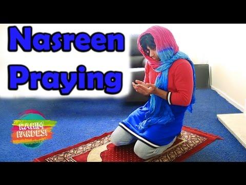 Nasreen Praying | Rahim Pardesi