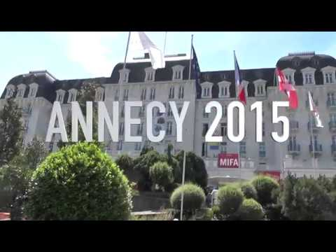 Annecy Animation Festival 2015