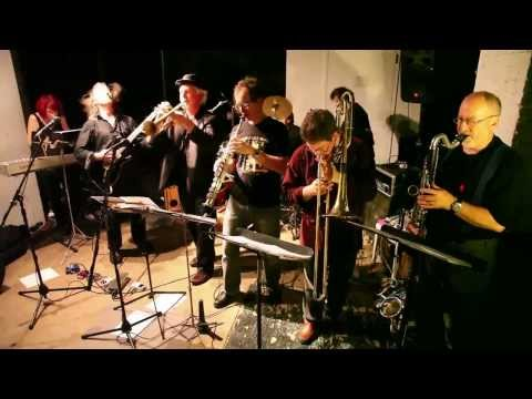 Doctor Nerve - Spy Boy / Opera - at The Stone, NYC - Nov 29 2011