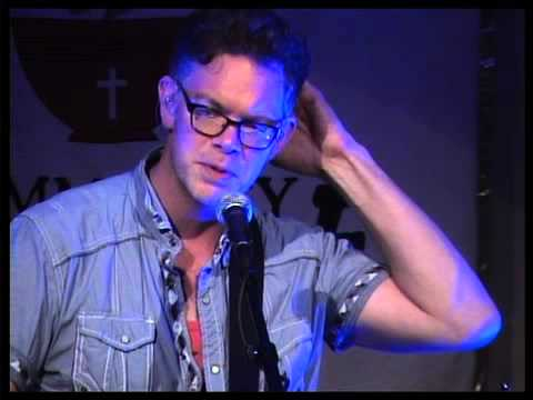 """Jason Gray sings """"Not Right Now"""""""