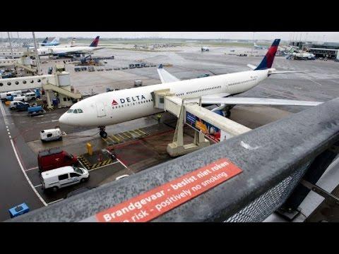 Pilot spots drone feet from passenger plane