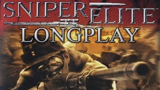 PS2 Longplay [017] Sniper Elite - Full Walkthrough