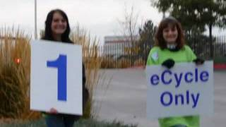 Better Business Bureau Shred, eCycle & Go 2010