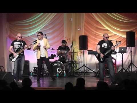Концерт группы Сборная Союза в Тотьме 6 декабря 2015 года.