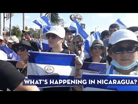 What's Happening in Nicaragua?
