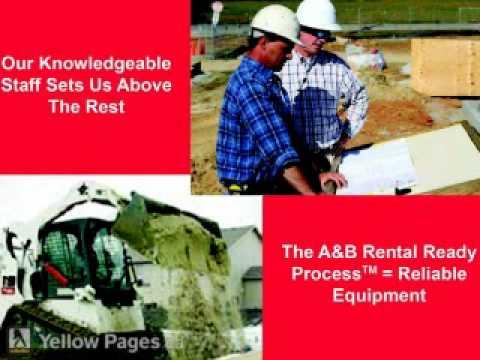 A & B Tool Rentals Ltd - Vancouver