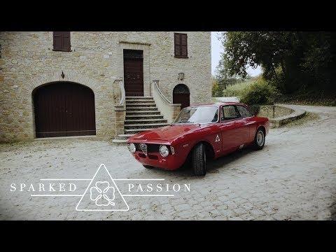 Corsa-Spec Alfa Romeo GTA Sparks Its Pilot's Passion