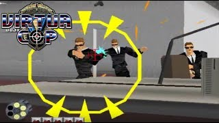 Virtua Cop 1 - Expert Stage (Arcade)