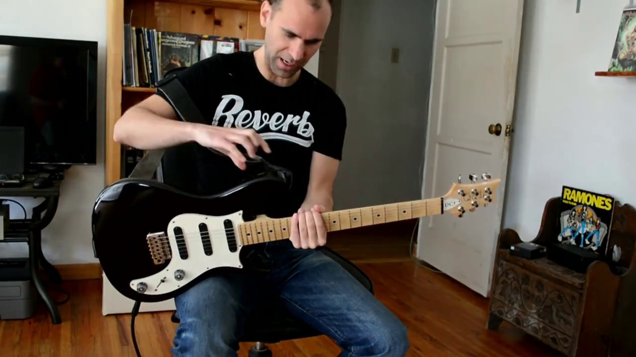 Download PRS dc3  demo and review #IAmACreator