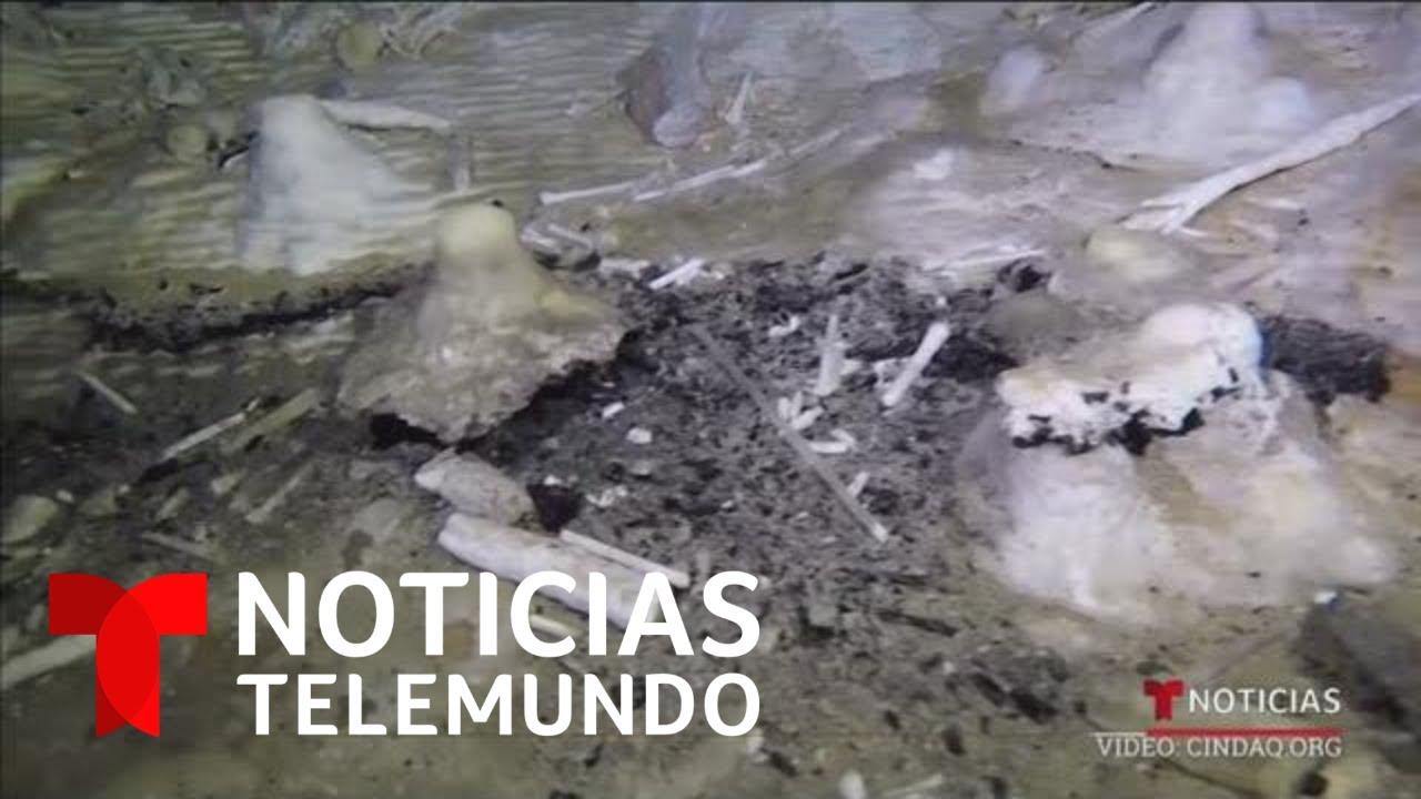 Hallan en México las minas de ocre más antiguas de América. Tienen entre 10 mil a 12 mil años de ant
