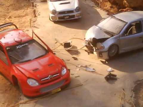 Best Car Crashes
