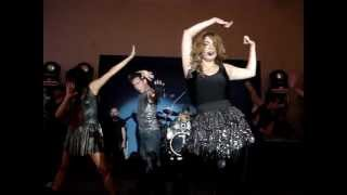 Yuridia - Bailando sin salir de casa Tour Para Mí Los Mochis 29/03/12