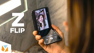 Samsung Galaxy Z Flip Hands-On Review