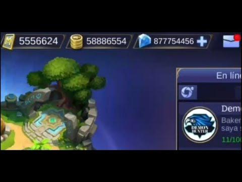 Mobile Legend Hack Skins/Diamonds/Damage/Godmode/Link