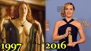 """Как изменились актеры фильма """"Титаник""""? (Тогда и сейчас)"""