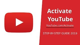 YouTube Activate via YouTube com Activate