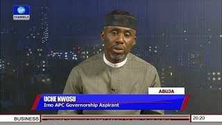 I Remain Imo APC Governorship Candidate, Nwosu Insists Pt.2 | Sunday Politics |