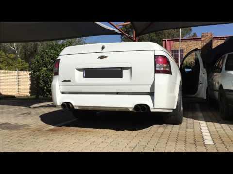 Chevy Lumina SS V8 | Startup and revs