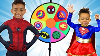 Leah and Anwar Turn into Superheroes + more Children's Songs and Videos