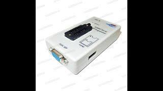 Программатор RT809F тестирование распаковка