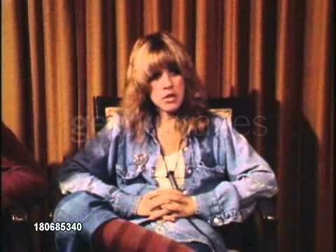 Mick Fleetwood & Stevie Nicks Interview. (1975)
