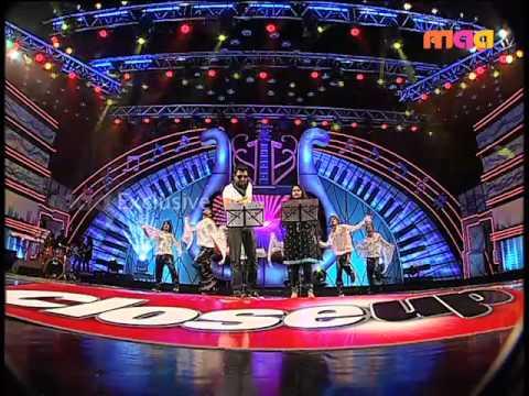 Maa Music Awards 2012 - Rahul Nambiar & Himabindu - Dethadi Dethadi