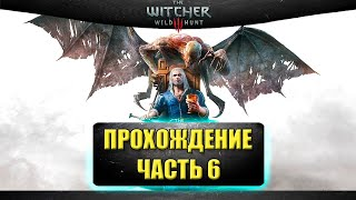 🔴Стрим Ведьмак 3: Дикая Охота - Кровь и вино #6 [18.30]