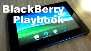 That Time Blackberry Made a Tablet