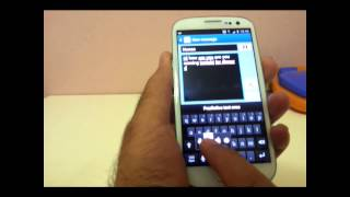 Samsung Galaxy s3 tips & Tricks for SMS