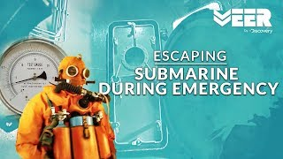 Underwater Escape - Submarine School | Indian Submariners | Veer By Discovery